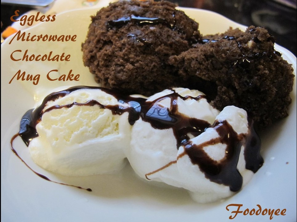 Dishes From My Kitchen Eggless Chocolate Cake