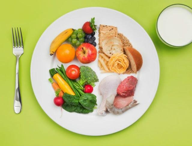 δίαιτα των μονάδων