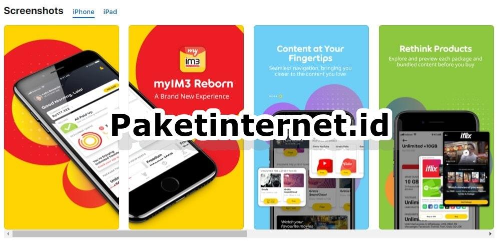Cara Cek Kuota Indosat via MyIM3