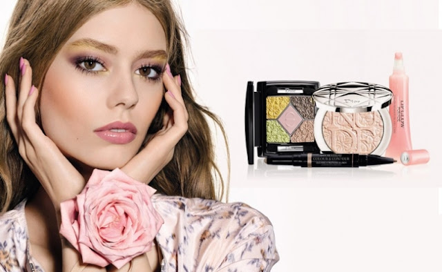 Dior Spring Nordstrom make-up Event