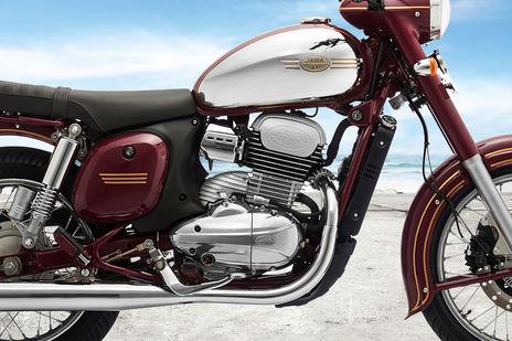 New 2019 Jawa 300 classic