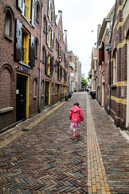Gasse in Alkmaar