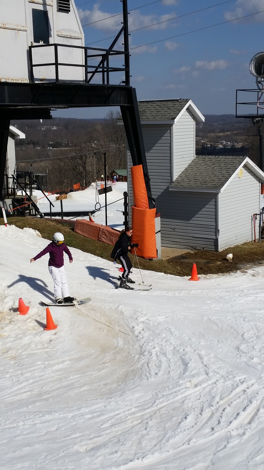 paoli in skiing at paoli peaks explore this city