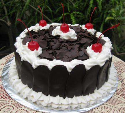Home Industry Resep Cara Membuat Kue Ulang Tahun Sederhana