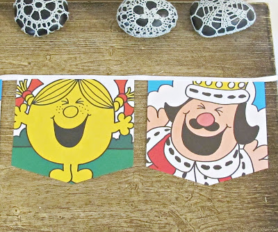image little miss sunshine bunting mr men garland domum vindemia etsy handmade kids nursery
