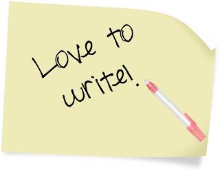 Suka Menulis Di Blog