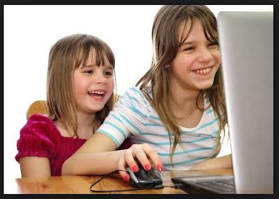 Lindungi Anak Dari Internet