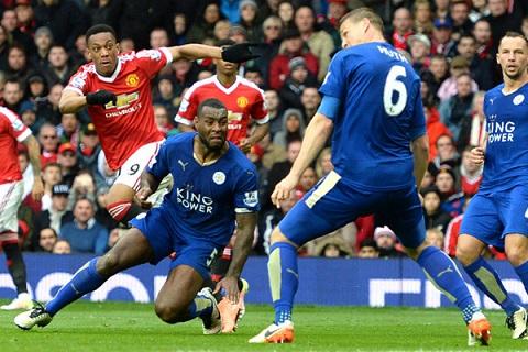Dự đoán trận đối đầu mở màn đầy khó khăn của Leicester City với MU