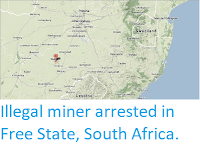 http://sciencythoughts.blogspot.co.uk/2013/11/illegal-miner-arrested-in-free-state.html