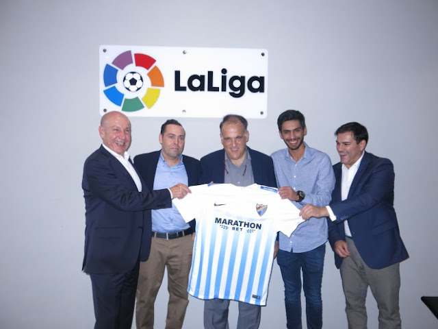 El Málaga continúa su expansión internacional