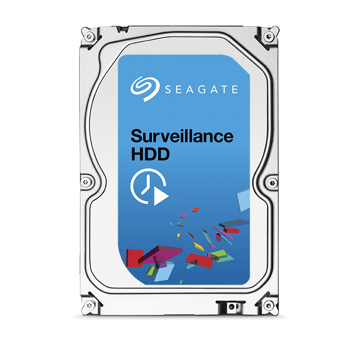 Safe and Smart Surveillance Drive Selection Guide, A comparison of Seagate HDDs for Video Surveillance and Analytics