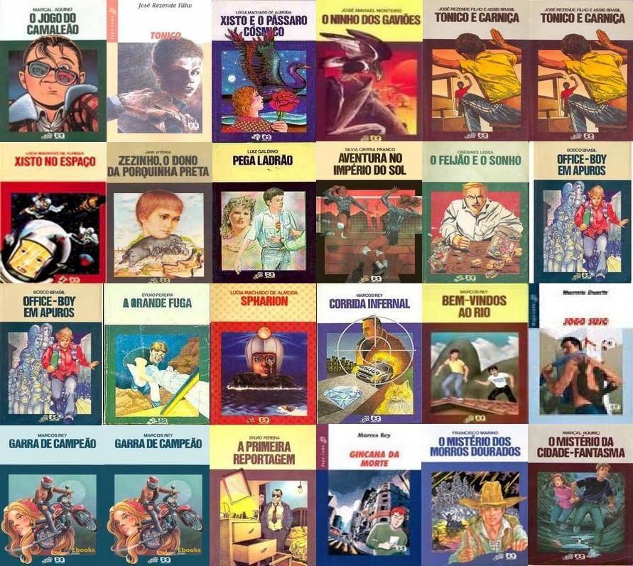 Anos 80 NET: Coleção Vaga-Lume