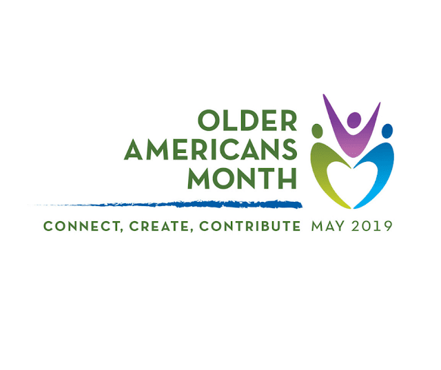 OLDER AMERICANS MONTH 2019: CONNECT, CREATE, CONTRIBUTE, Metamora Herald