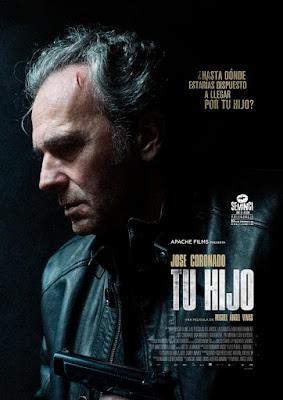 Tu Hijo 2018 DVD R2 PAL Spanish