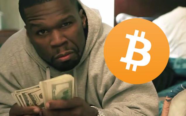 Come diventare ricchi con il BitCoin? Ve lo spiega il rapper 50 Cent
