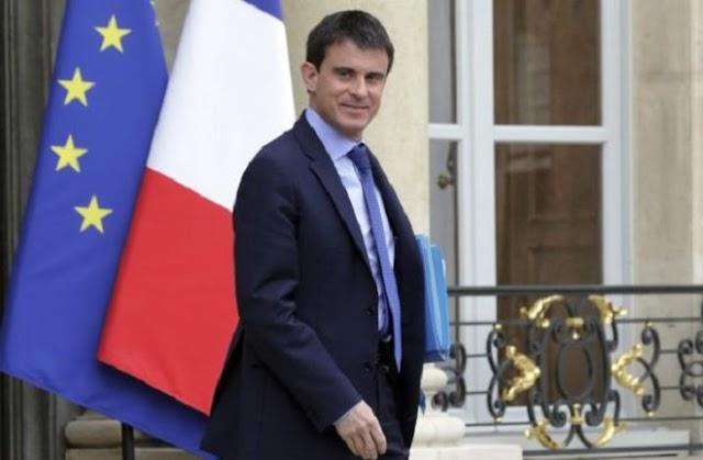 Μανουέλ Βαλς: Αναστολή της Συνθήκης Σένγκεν αν η Ε.Ε. δεν λάβει τα μέτρα της