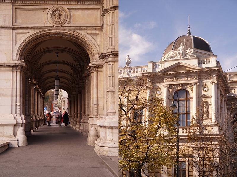 Bustour in Wien im Herbst // Autumn bus tour in Vienna