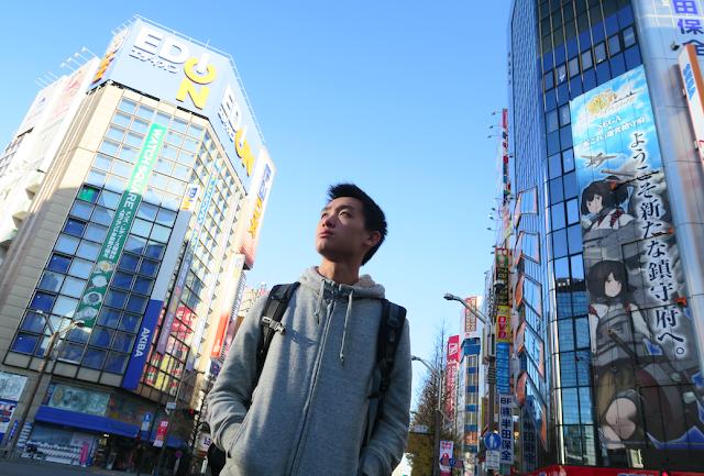 Tokyo 9 days itinerary