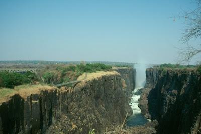Zimbabwe, Victoria Falls,
