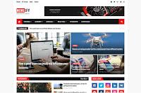 Newsify adalah majalah / template blogger berita profesional berkualitas tinggi, dilengkapi dengan menu super modern dengan tiga pilihan menu mega, memiliki ticker berita yang stylish, widget yang menampilkan posting dengan lima gaya yang berbeda, beberapa blok posting yang fleksibel untuk beranda, widget posting untuk bilah sisi dan catatan kaki, tab bilah sisi, widget sosial, kode pendek, dan banyak lagi.