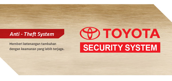 Safety All New Toyota Calya