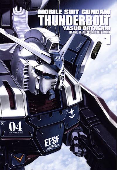 機動戰士高達 雷霆宙域,機動戦士ガンダム サンダーボルト,Mobile Suit Gundam Thunderbolt,Kidou Senshi Gundam Thunderbolt