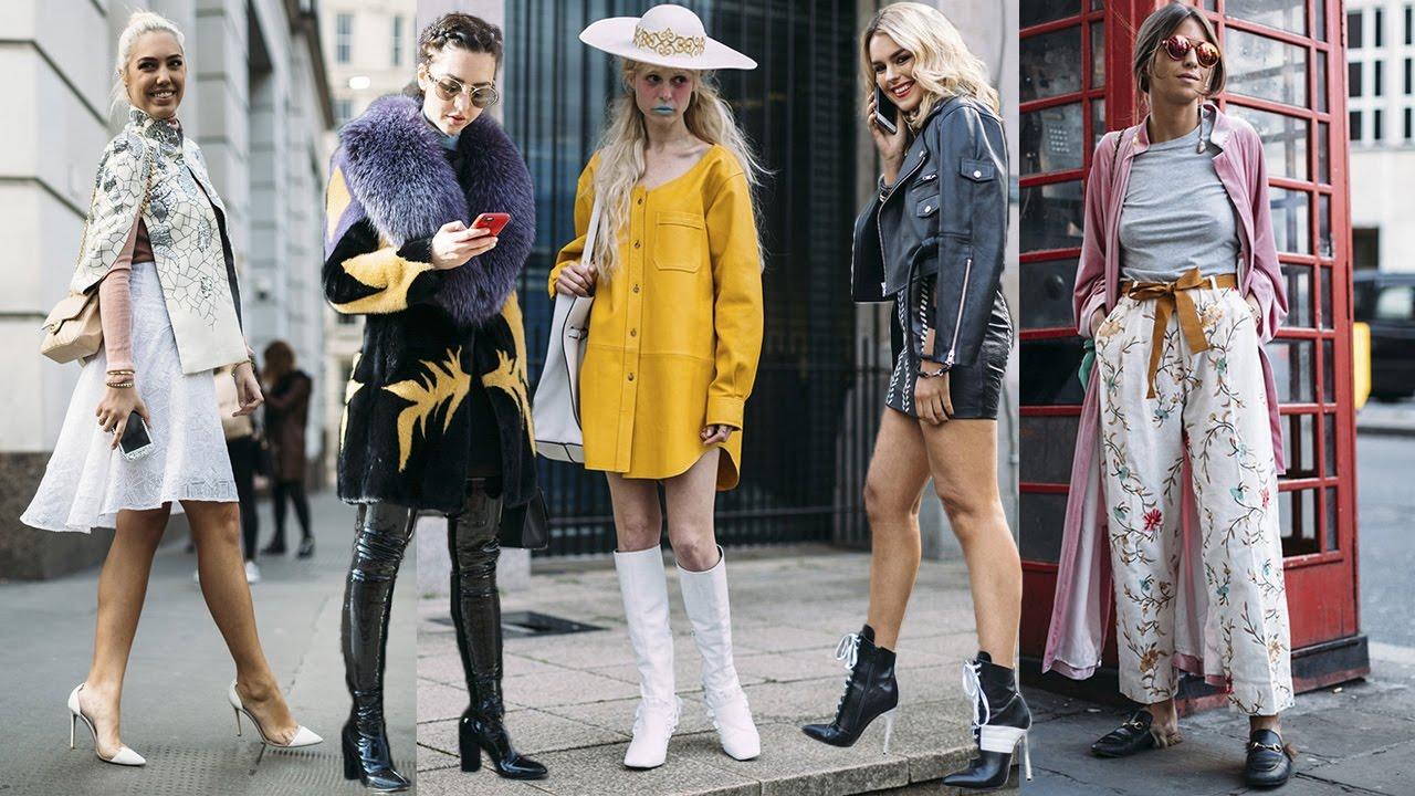 London Fashion Week Street Style Spring 2019 ~ BusyLondon ...