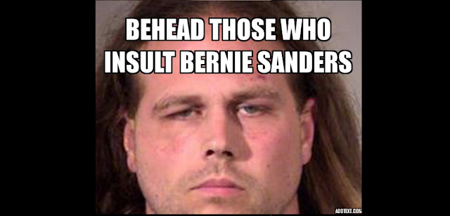 """RED SHARIA: PORTLAND STABBER TURNS OUT TO BE """"BERNIE BRO"""""""