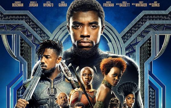 film terbaru 2018 black panther