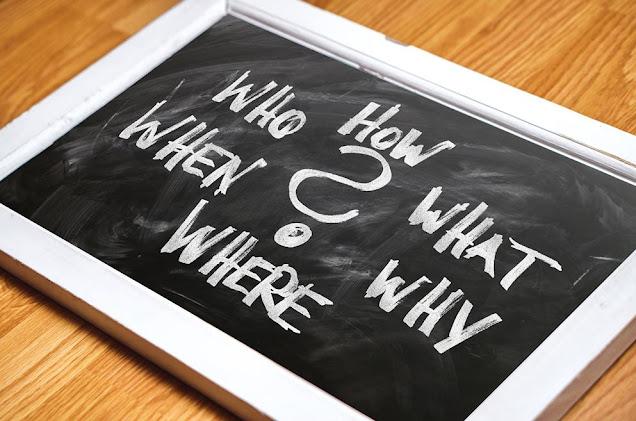 Dimensi Bahasa Inggris | WH Questions