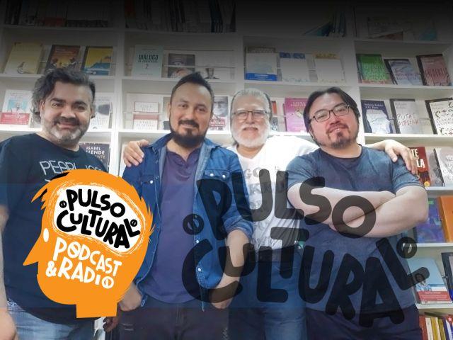 Cristián, Césa, Hugo y Claudio