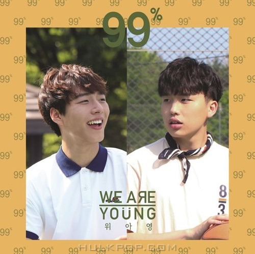 WeAreYoung – 99% – Single