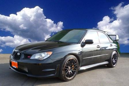 gamblin motors 2006 subaru impreza wrx sti. Black Bedroom Furniture Sets. Home Design Ideas