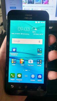 Asus Zenfone Go X014D