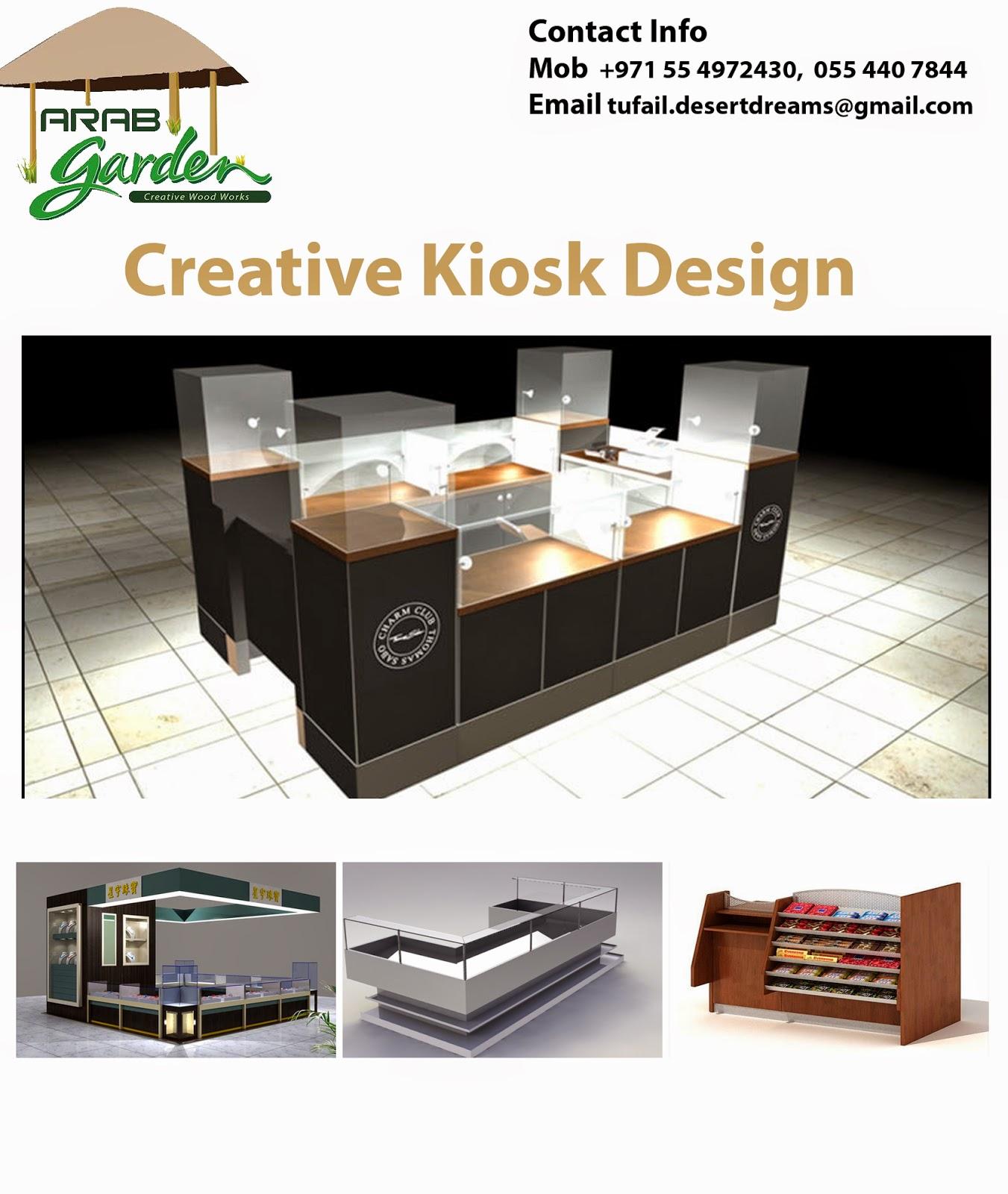 Creative Kiosk Design In Uae,Sharjah,Kiosk In Dubai,Ajman,Candy
