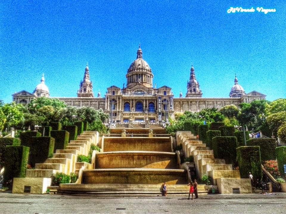 Palácio Nacional de Barcelona