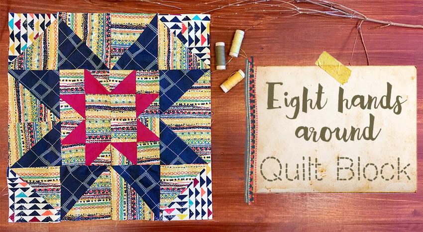how to quilt - quilt block - pat bravo