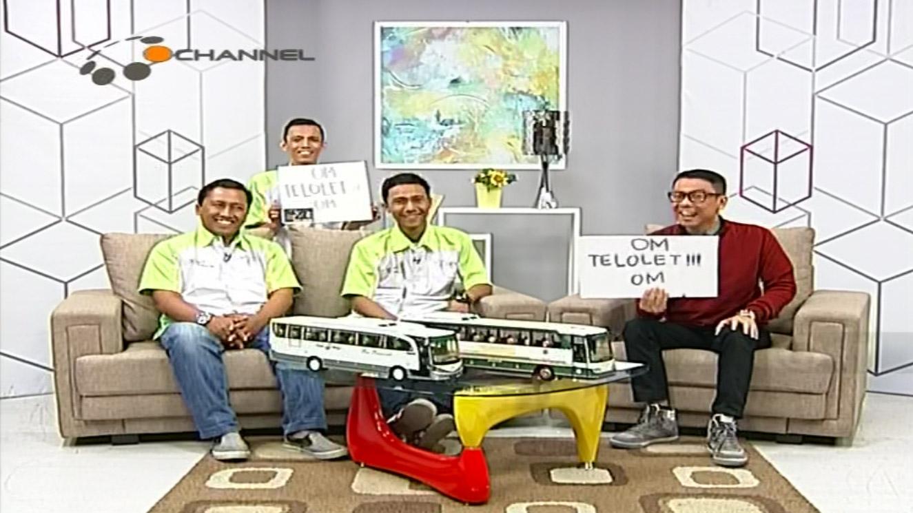 Frekuensi siaran O Channel MPEG2 di satelit Palapa D Terbaru