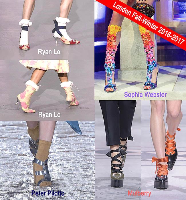 Model sepatu wanita terbaru 2016-2017 Ryan Lo