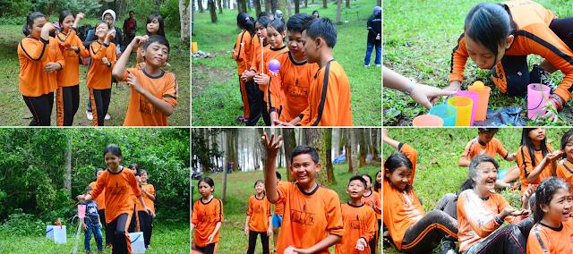 Tempat Outbound Anak di Lembang Bandung