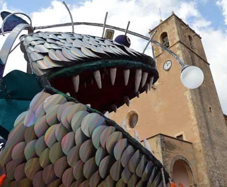 Colla de Sant Pere Molanta- Carnaval 2017 Sant Jaume dels Domenys