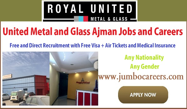construction company jobs in Ajman, Ajman company vacancies with benefits,