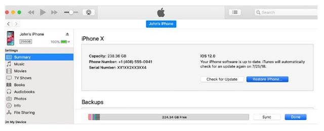 iPhone XS & iPhone XS MAX IMEI