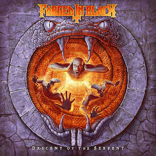 "Το album των Forged in Black ""Descent of the Serpent"""
