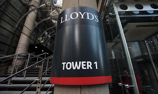 The Lloyd's building, home of Lloyd's of London. Photograph: Jack Taylor/Getty Click to Enlarge.