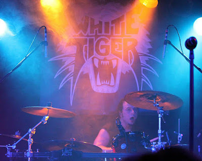 White Tiger at The Stony Pony December 13, 2014