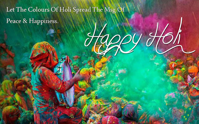 Wish you happy holi