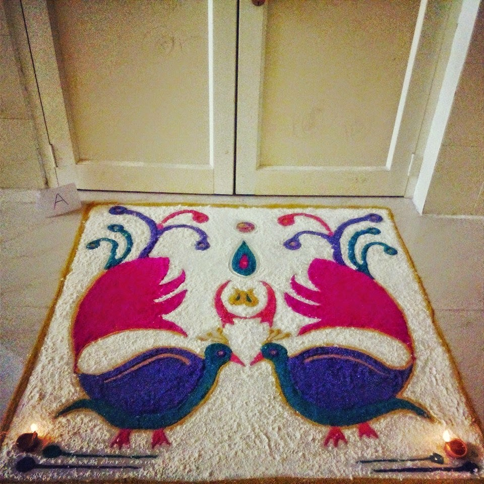 Rangoli Diwali Collection 20