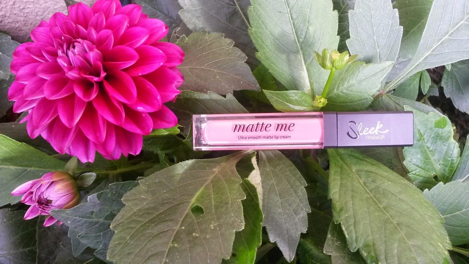 Matte me sleek petal