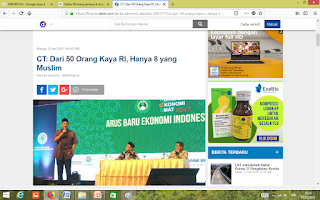 Menjadi Minoritas Di Indonesia